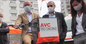 """Top départ du """"Tour de Gironde pour prévenir les AVC"""" !"""