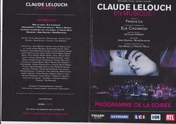 Hommage Claude Lelouch