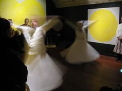 Danse Derviche Galerie Art Roch
