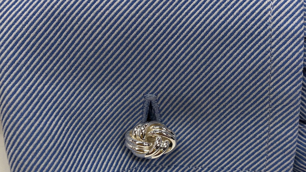 Manschettenknöpfe Knoten