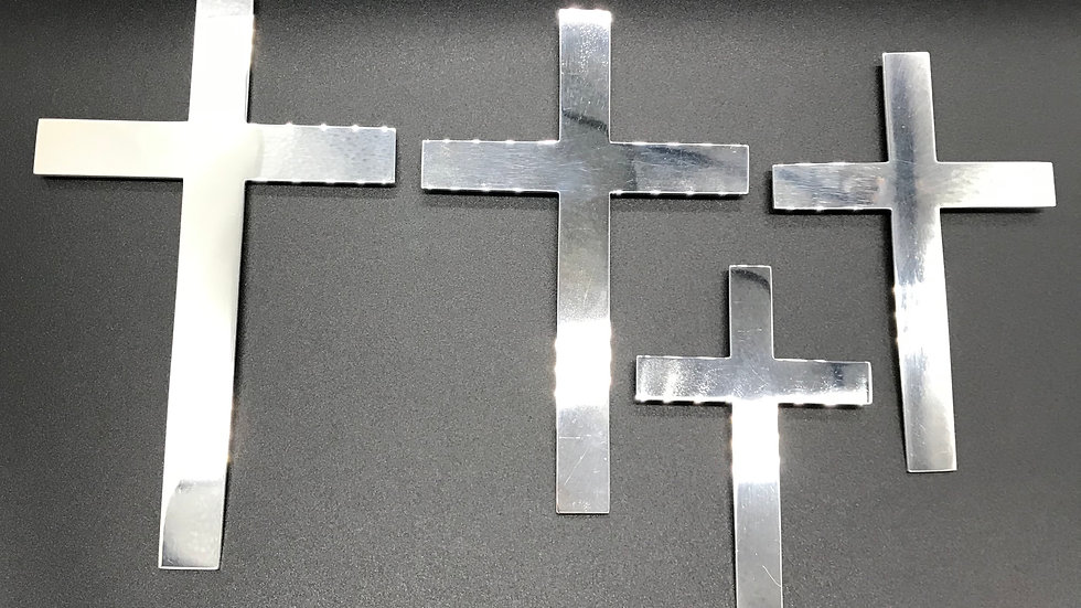 Wandkreuz 8cm