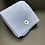 Thumbnail: Manschettenknöpfe rund mit Onyx