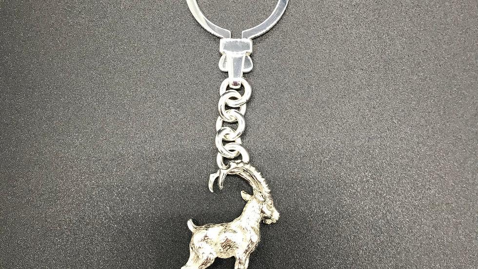 Schlüsselkette Tierkreiszeichen Steinbock