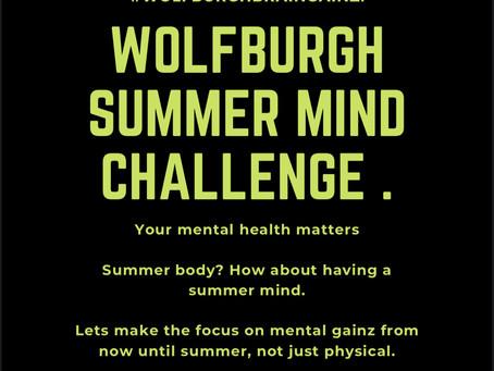 SUMMER MIND CHALLENGE