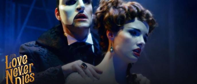 LOVE NEVER DIES @ Pantages