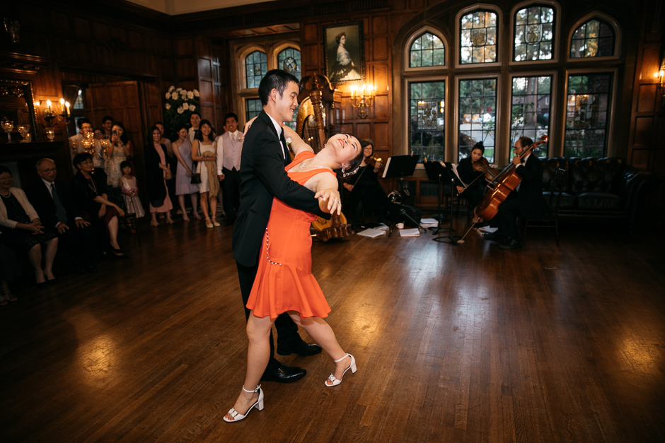 Dancing at Thornewood Castle