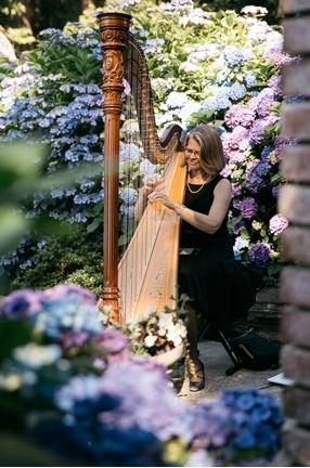 Our Harpist Melissa