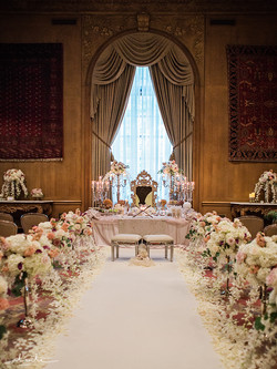 Wedding at Olympic Hotel
