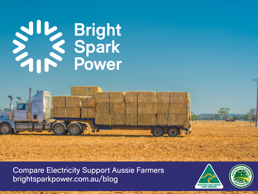 Support Australian farmers by comparing your electricity bill