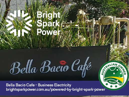 Bella Bacio Café - Lane Cove New South Wales - Business Electricity - Powered by Bright Spark Power