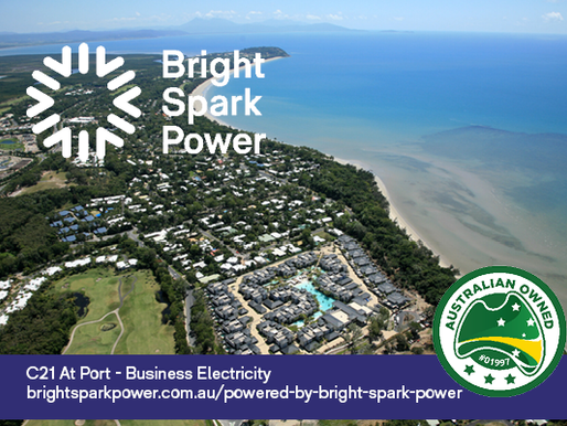 C21 At Port - Port Douglas Queensland - Business Electricity - Powered by Bright Spark Power