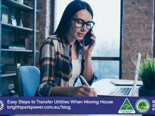Moving House: Four Easy Steps for Transferring Electricity, Gas and Utilities