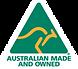 Australian Made & Owned no white backgro