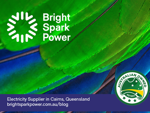 Can I switch electricity in the 'Ergon' region of Cairns and Townsville?