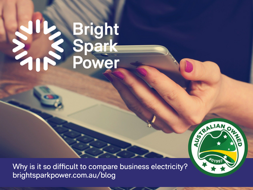Why is it so difficult to compare business electricity plans?