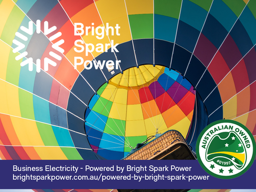 Giving Back to Aussie Business - Business Electricity - Powered by Bright Spark Power