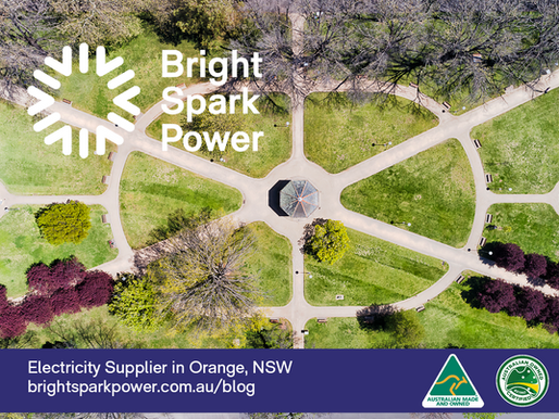 Switch electricity in Orange, New South Wales