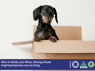 Moving House: Checklist for who to notify and when