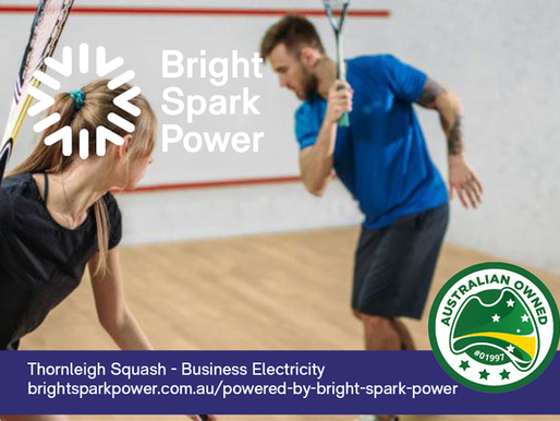 Thornleigh Squash and Fitness - NSW - Business Electricity - Powered by Bright Spark Power