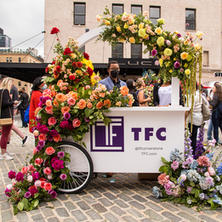 TF Cornerstone Flower Cart