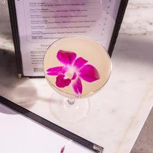 The Standard Hotel Floral Cocktails