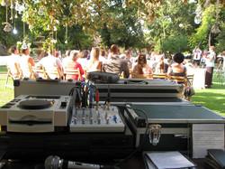DJ Richie - Fenyőharaszti, Kastély