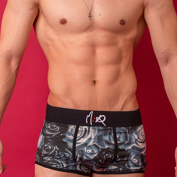 Inverted Floral Boxers