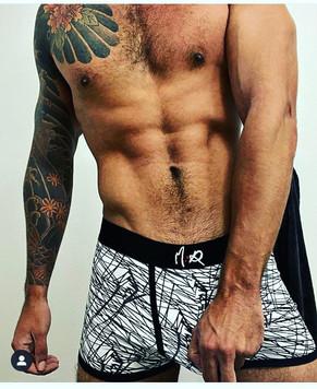 Scratch Line Boxers
