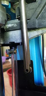 Sistema para coleta de espoleta usada Dillon 650.