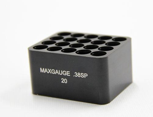 MAX Gauge 38SA 20 Furos
