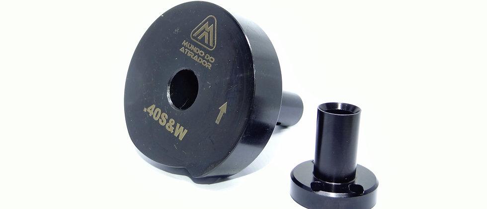 Kit troca calibre para Calibrador Rotativo .40