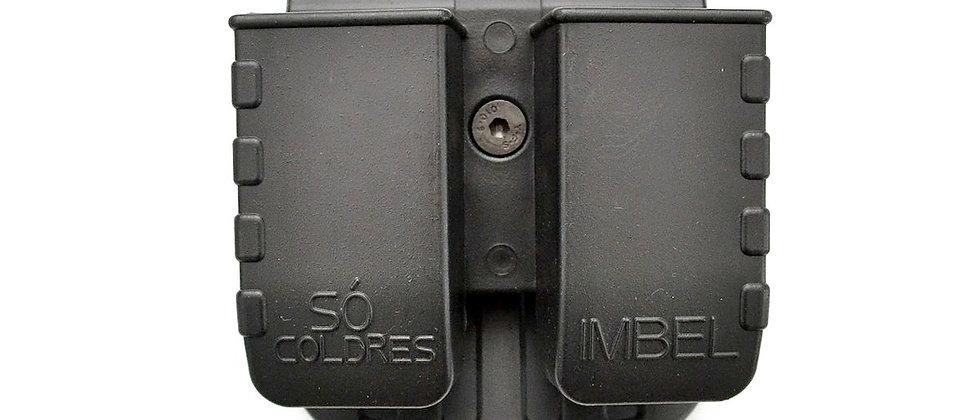 Porta Carregador Duplo Externo Imbel GC