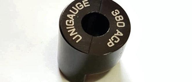 UNIGAUGE 380ACP (medidas SAAMI)