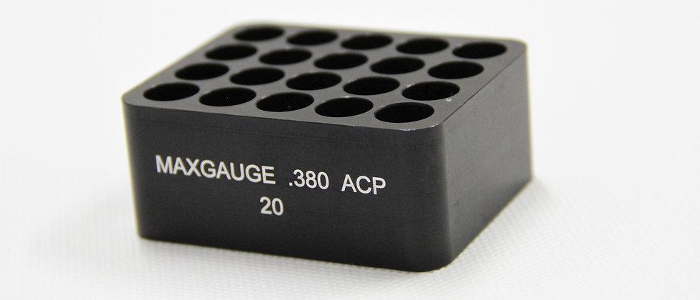 MAX Gauge 380 ACP 20 Furos