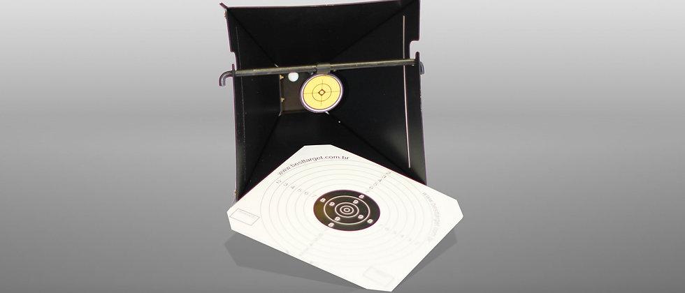 Porta Alvo Coletor  + Pêndulo unit + 10 alvos de Papel.