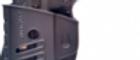Coldre Universal Pressão - Paddle ajustável -Canhoto