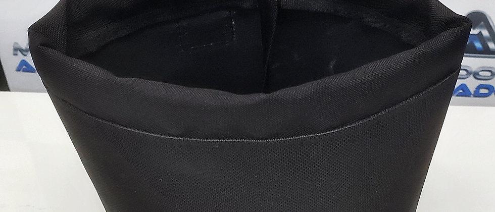 Bolsa para Estojos com tela no fundo