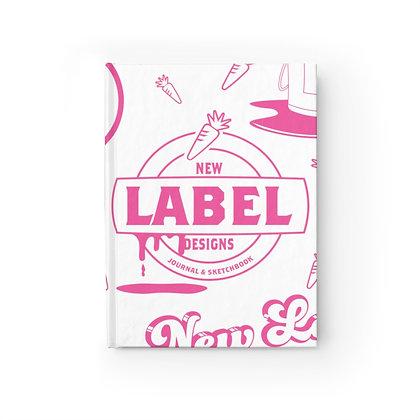 New Label Journal & Sketchbook