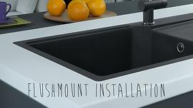 Installation-Granite-Kitchen-Sink-Flushm