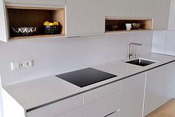 virtuves galda virsma
