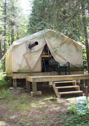 Tente Montagnaise