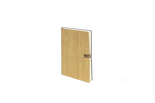 Faux Pine Notebook