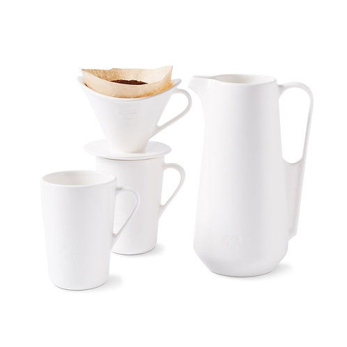 Icon Drip Coffee Set - 4 Pieces