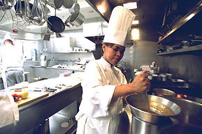 first family cook private chef