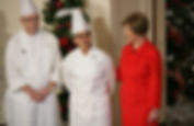 White house first family Filipina chef