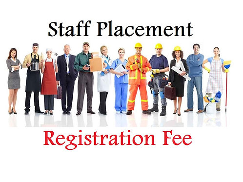Placement Registration fee