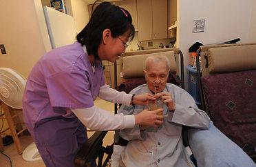 Filipino certified caregiver in NY, NJ, CT USA