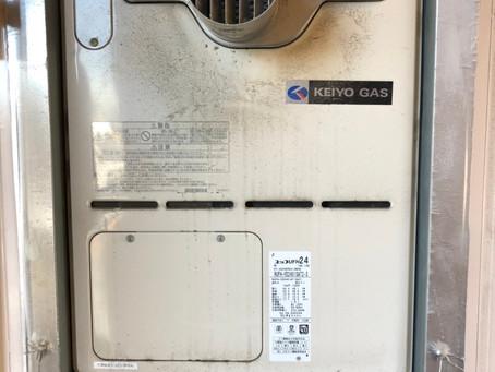 千葉県 市川市 給湯器 交換 工事