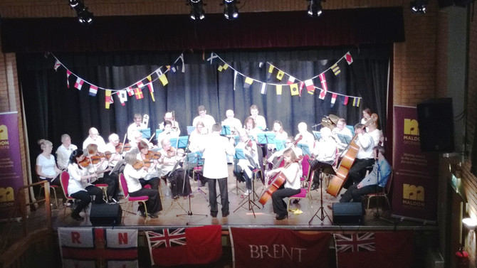 Our concert for the RNLI & Brent Trust