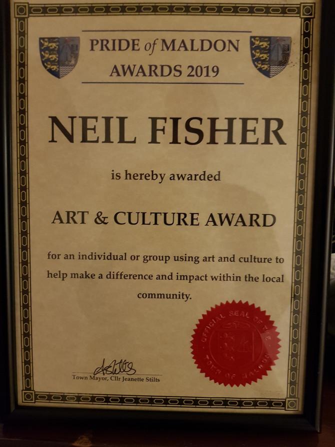 A richly deserved award
